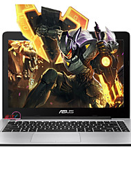 Asus Notebook 14 polegadas Intel i5 Dual Core 4GB RAM 500GB disco rígido Windows 10
