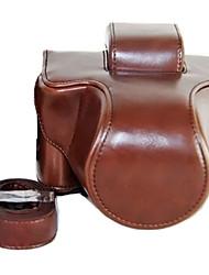 Черный Кофейный Коричневый-Кейс-С открытым плечом-Защита от пыли-SLR- дляCanon