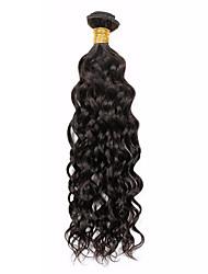 Tissages de cheveux humains Cheveux Vietnamiens Ondulation 12 mois 1 Pièce tissages de cheveux