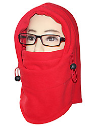 Balaclava Bike Breathable Thermal / Warm Windproof Ultraviolet Resistant Dust Proof Unisex Fleece