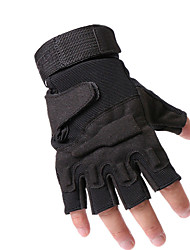 tissu portable / protection demin chasse 18cm gants