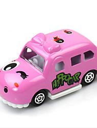 Race Car Toys 1:60 Metal Plastic Pink