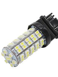 4x White 68smd 3528 LED T25 1157 BAY15D Brake Stop Signal Light Lamp Bulbs NEW