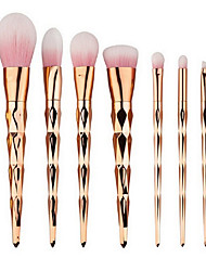 7Contour Brush Makeup Brush Set Blush Brush Eyeshadow Brush Lip Brush Brow Brush Eyelash Brush dyeing Brush Concealer Brush Powder Brush
