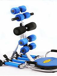 Barres pour Pompes Poitrine Extension Affine la Silhouette Exercice & Fitness Unisexe Métallique
