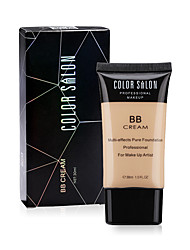 Color Salon Pure BB Cream for light Makeup moisturizing face foundation concealer
