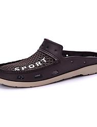 Men's Sandals EU39-EU44 Slip-Ons Casual/Beach/Outdoor Clogs & Mules Shoes