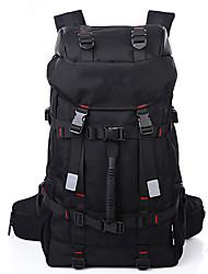 55 L sac à dos Extérieur Multifonctionnel Etui pour portable Noir Camouflage Oxford KAKA