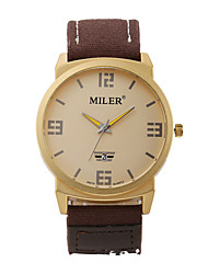 Miller Business Tide Is Contracted And Generous Calendar Multi-Functional Watches