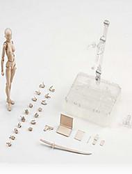 6 le style kun corps corps chan pâle femmes 1pcs avec la couleur de la peau des accessoires 15cm figma bandai chiffre Figma hommes d'action pvc