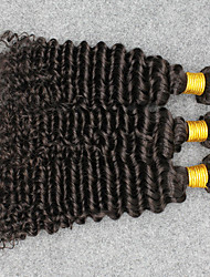 Vinsteen Unprocessed Vietnamese Brazilian Indian Malaysian Hair Bundles Real Remy Deep Wave 3Pieces Human Hair Extensions Thick Ends Shiny Hair Weaves