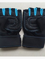 Fingerless Gloves Unisex Keep Warm / Shockproof / Wearproof / Windproof / Snowproof / StretchyCycling/Bike / Climbing / Martial art /
