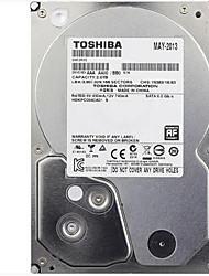 "Toshiba 2TB Desktop Hard Disk Drive 7200rpm SATA 3.0 (6Gb / s) 64MB Cache-Speicher 3,5""-DT01ACA200"