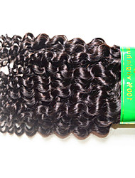 100% raw indian remy human hair kinky curly style 3bundles 300g lot natural indian virgin hair weaves black color full hair 10inches-28inches
