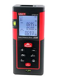 UNI-T 80m medidor de distancias por láser + ut390b