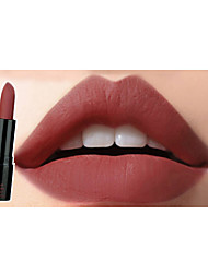 Professional Makeup 6 Colors Creamy Velvet Matte Lipstick Makeup Moisturizing 24 Hours Lasting Waterproof Charming Lips