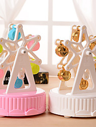 Random color Characters Plastic Modern/Contemporary CasualGifts Indoor Decorative Accessories