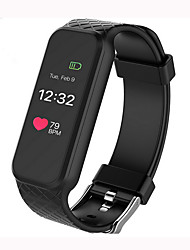 L38i Smart Bracelet Dynamic Heart Rate for IOS Android Smartphone with Colorful Screen Sleep Tracker Pedometer