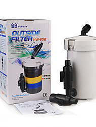 Aquarium Filter Energy Saving Noiseless 6W 400L/H 220V