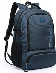 42 L Rucksack Wasserdicht tragbar Schwarz Blau
