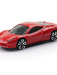 Race Car Toys 1:64 Metal Red