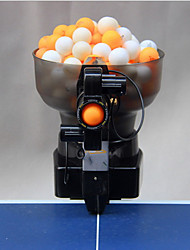 Ping Pang Table Tennis Ball Machine Table Tennis Trainer Robot PVC