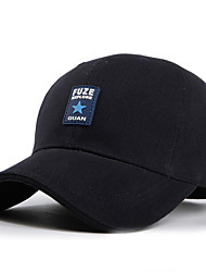 Chapeau Homme / Unisexe Head Baseball / Sports d'hiver Jaune / Noir / Bleu Tissu / Nylon