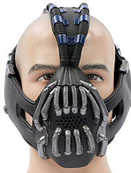 Inspired by Cosplay Bane Mask Costume Props  Full Adult Size - New V2 Version Xcoser