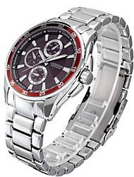 Curren Business The New Leisure Fashion Waterproof Quartz Watch