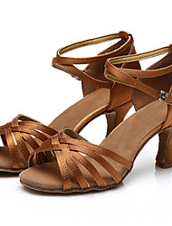 Zapatos de baileLatino-Personalizables-Tacón Stiletto