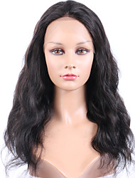 Full Lace Human Hair Wigs 130% Density Indian Body Wave Lace Wigs With Baby Hair For Black Women Wigs