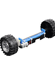 Crab Kingdom Scientific Experimental Model Assembly Technology Hand - Made DIY Two - Wheel Balance Car on The 16th