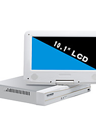 10,1 pouces 8ch 960p / 720p avec HDMI et p2p lcd NVR