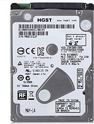 HGST 500GB Laptop / Notebook unidad de disco duro 5400rpm SATA 3.0 (6 Gb / s) 8 MB Cache 2.5 pulgadas-HTS545050A7E680