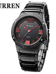 CURREN 8111 Stylish Steel Quartz Watch