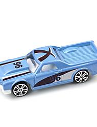 Race Car Toys Car Toys 1:64 Metal Plastic Blue Model & Building Toy