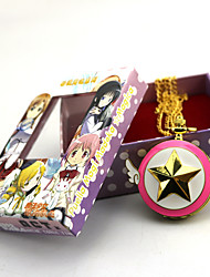Clock/Watch Inspired by Puella Magi Madoka Magica Zen Anime Cosplay Accessories Clock/Watch Golden Alloy Female