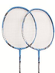 Raquetes para Badminton Durabilidade Liga de Alúminio Um Par para Interior Ao ar Livre Espetáculo Praticar Esportes de Lazer