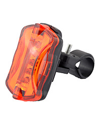 Bike Lights LED - Cycling Dimmable Compact Size Clip Small Size AAA 50 Lumens Battery RedCamping/Hiking/Caving Cycling/Bike Driving Water