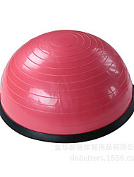 55cm Fitnessball PVC Grün Rosa Blau Unisex Other