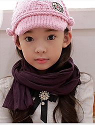 Girls Scarves,Winter Cotton Blends