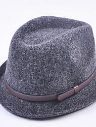 Damen Fischerhut - Retro Wolle Winter