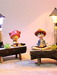 Personnages Polyrésine Rétro,Cadeaux Intérieur Accessoires décoratifs