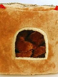 Rodents Beds Cotton Brown