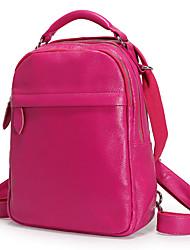 Women-Outdoor-PU-Shoulder Bag-Blue / Red / Black