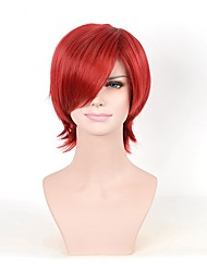 Cosplay Wigs Movie Cosplay Red Wig Halloween Christmas Carnival Unisex