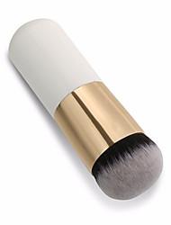 1 Contour Brush Blush Brush Concealer Brush Foundation Brush Synthetic Hair Portable Wood Face UBUB