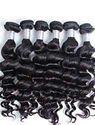 4 pcs/ lot Top Quality Virgin Peruvian Hair Extension Free Shipping, Top Grade Wholesale Peruvian Hair Weaving