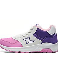 X-tep® Sneakers Dames Slijtvast Voor Buiten High-Top Rubber Geperforeerde EVA Hardlopen