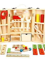 Ящик для инструментов деревянная игрушка